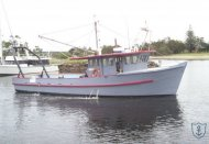 Contracting/fishing VESSEL
