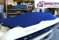Heavy Duty Boat Speedboat Cover